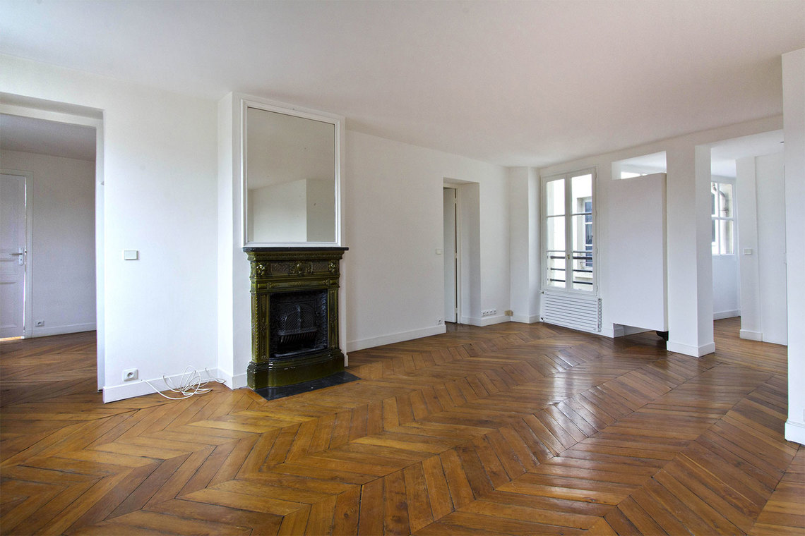 Appartement Paris Rue Racine 2