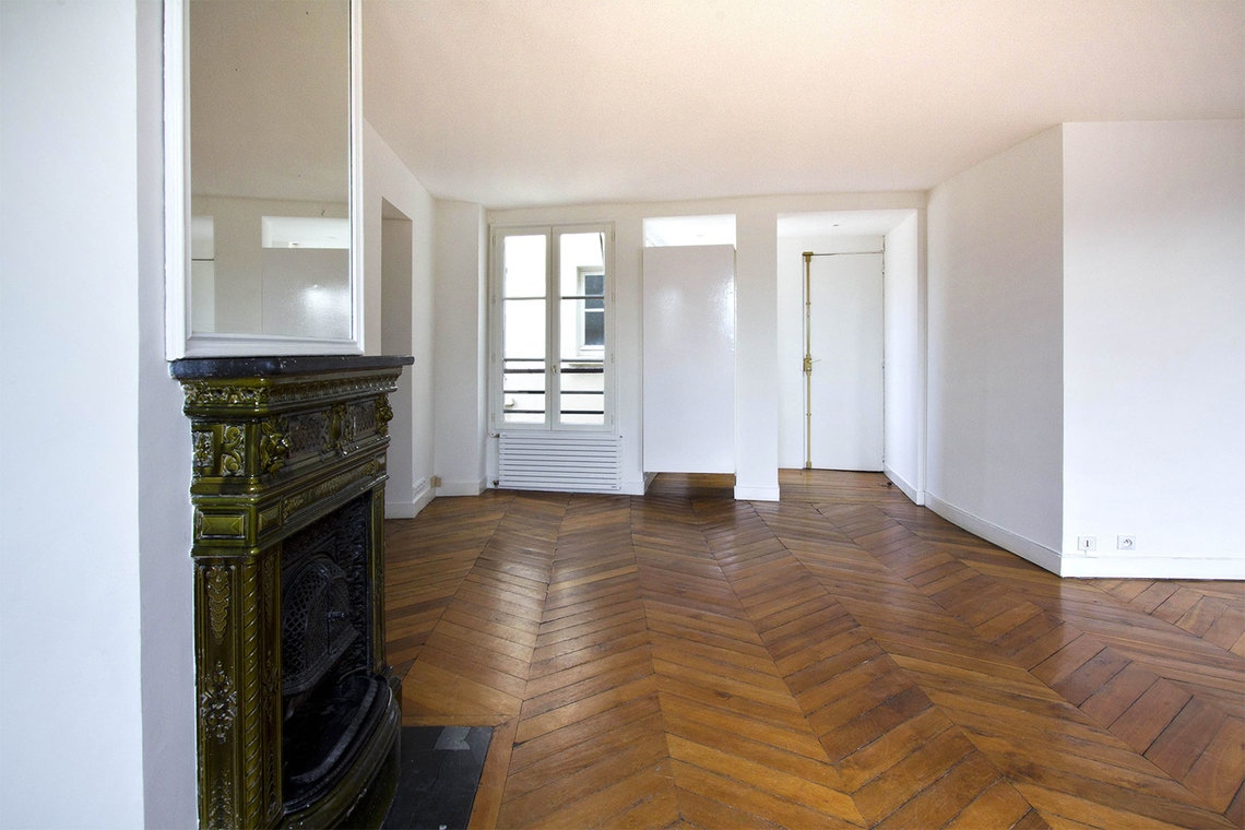 Appartement Paris Rue Racine 3