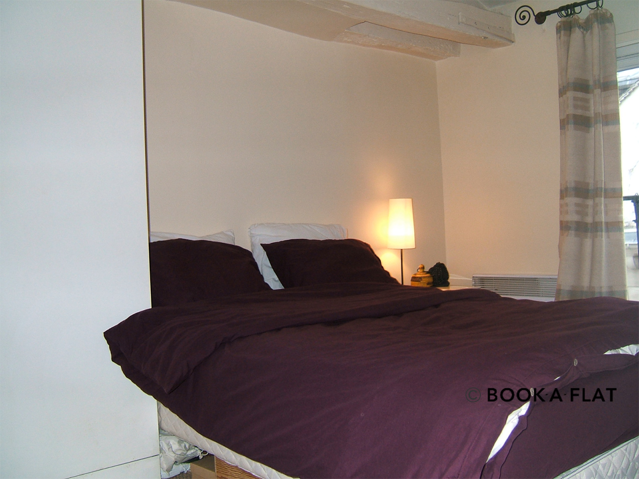 Furnished apartment for rent Paris Rue des Canettes