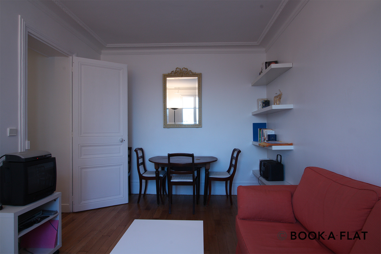 Paris Rue Rodier Apartment for rent