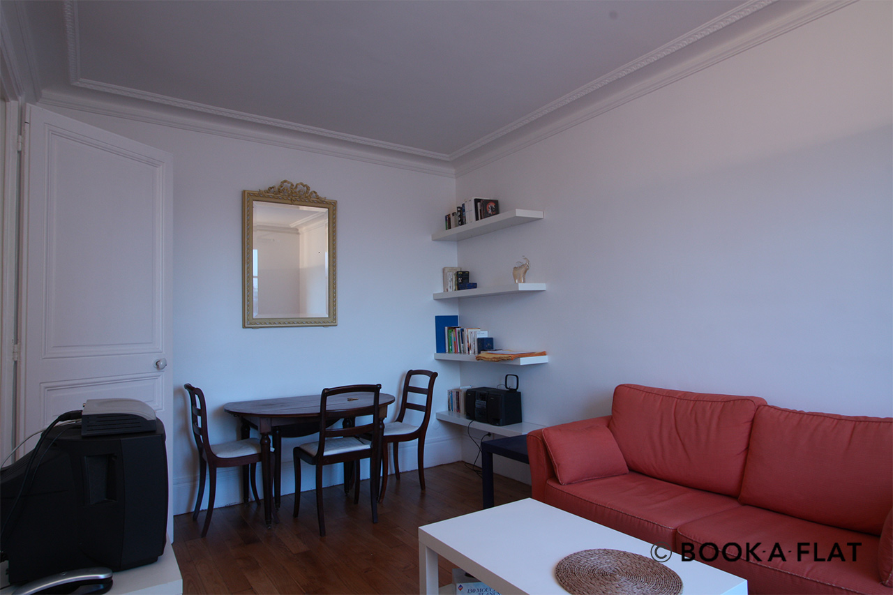 Apartment Paris Rue Rodier 3
