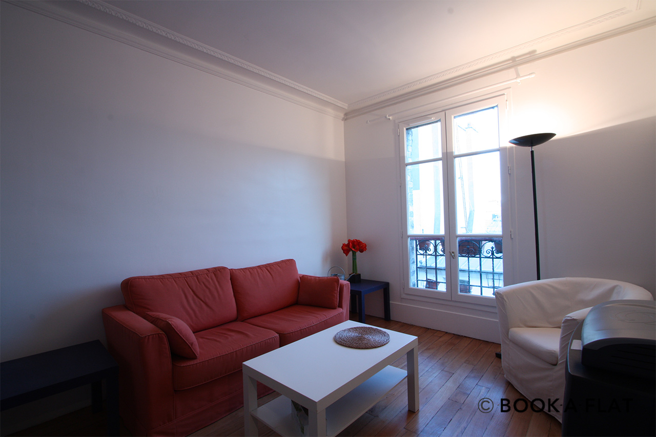 Apartment Paris Rue Rodier 4