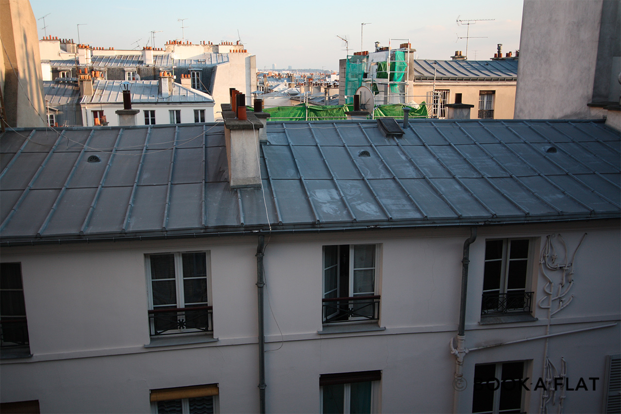 Apartment Paris Rue Rodier 13