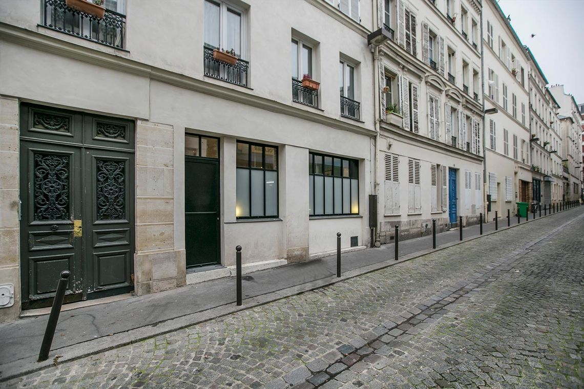 Appartement Paris Rue d'Aix 13