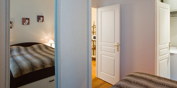 Appartement Paris Rue Jean Beausire 5