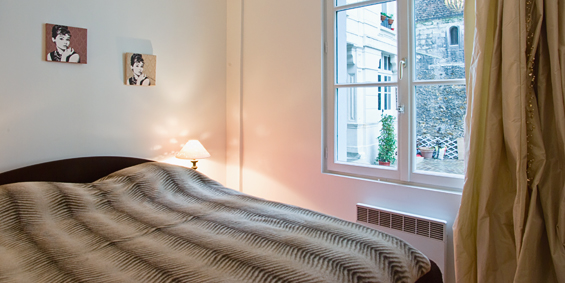 Appartement Paris Rue Jean Beausire 4