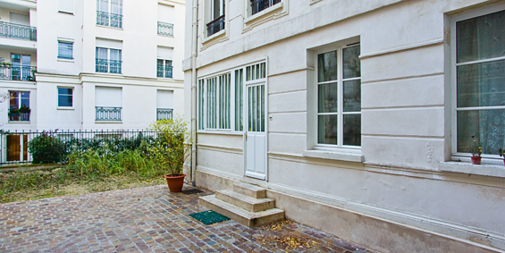Appartement Paris Rue Jean Beausire 9