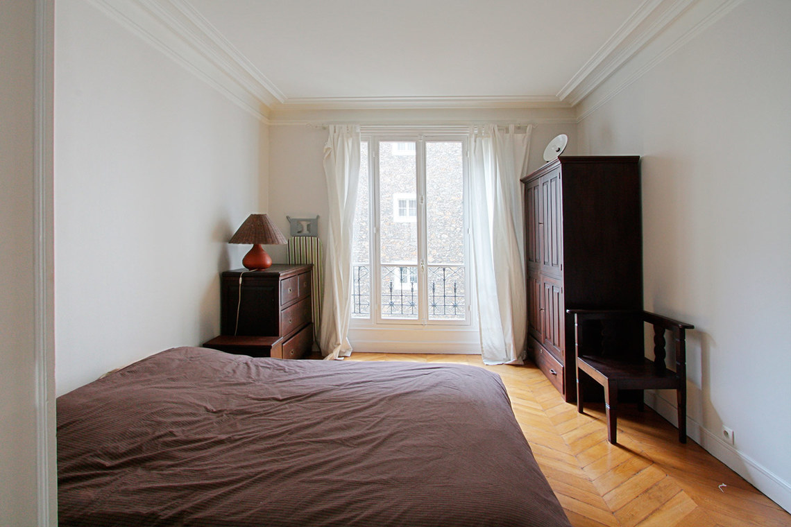 Appartement Paris Rue Pierre Demours 10