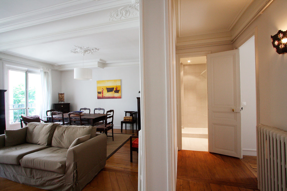 Appartement Paris Rue Pierre Demours 5