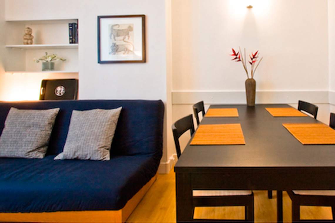 Appartement Paris Rue Olivier de Serres 3