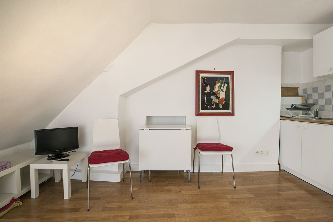 Appartement Paris Rue Saint Bon 5