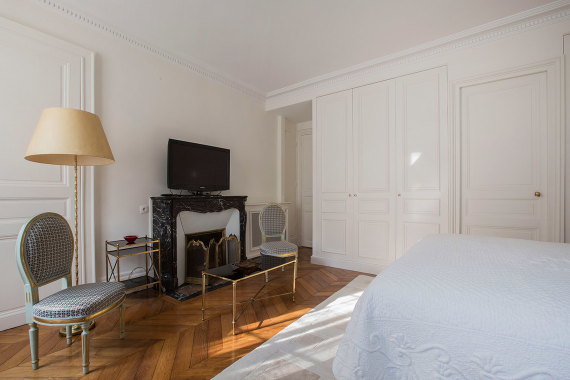 Appartement Paris Rue de Verneuil 6
