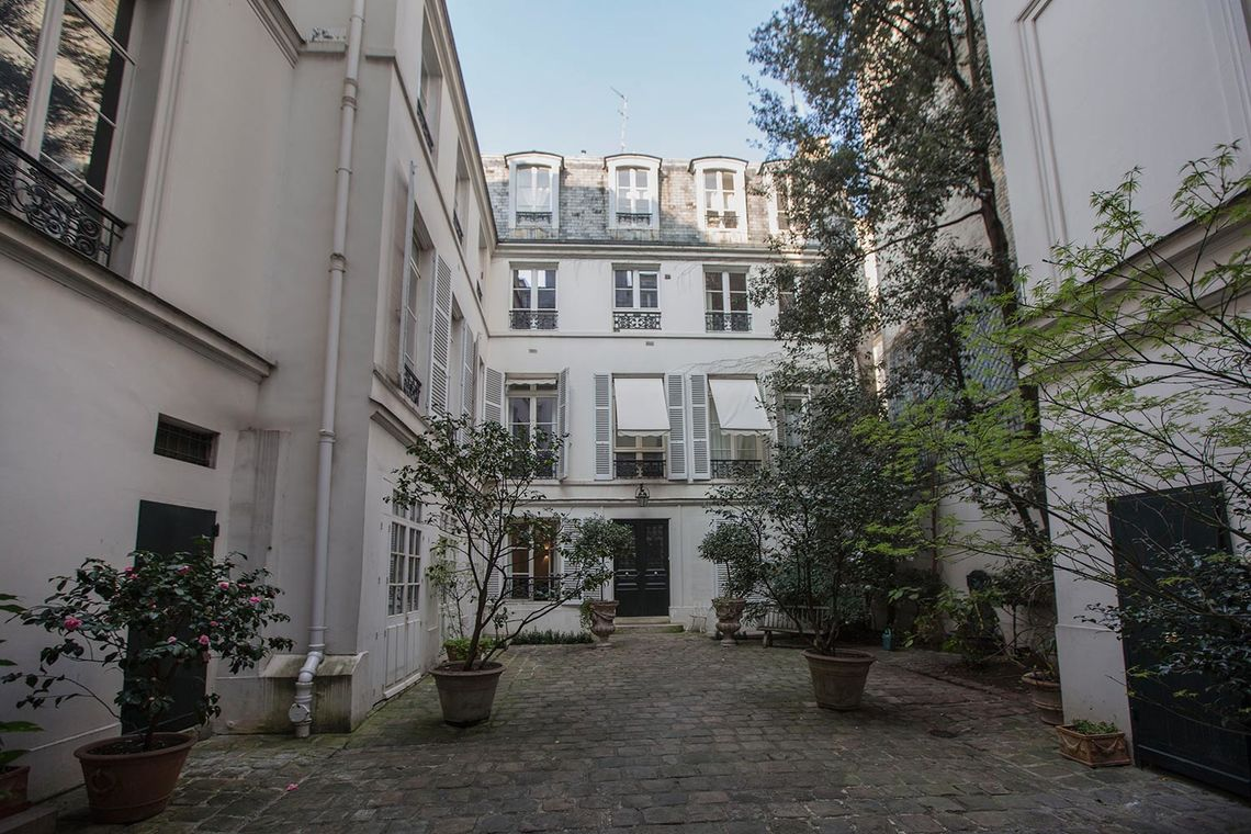 Appartement Paris Rue de Verneuil 13