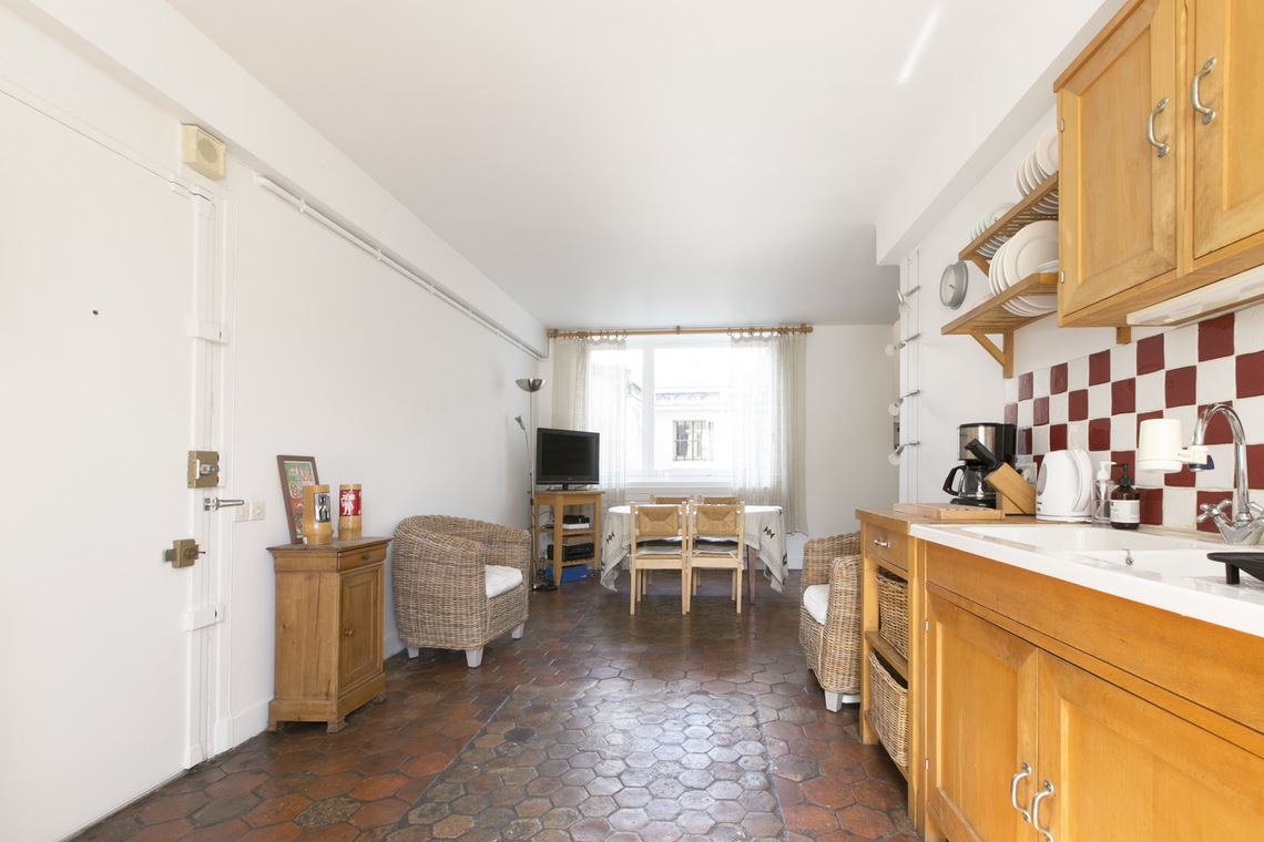 Appartement Paris Rue Saint Louis en l'Ile 13