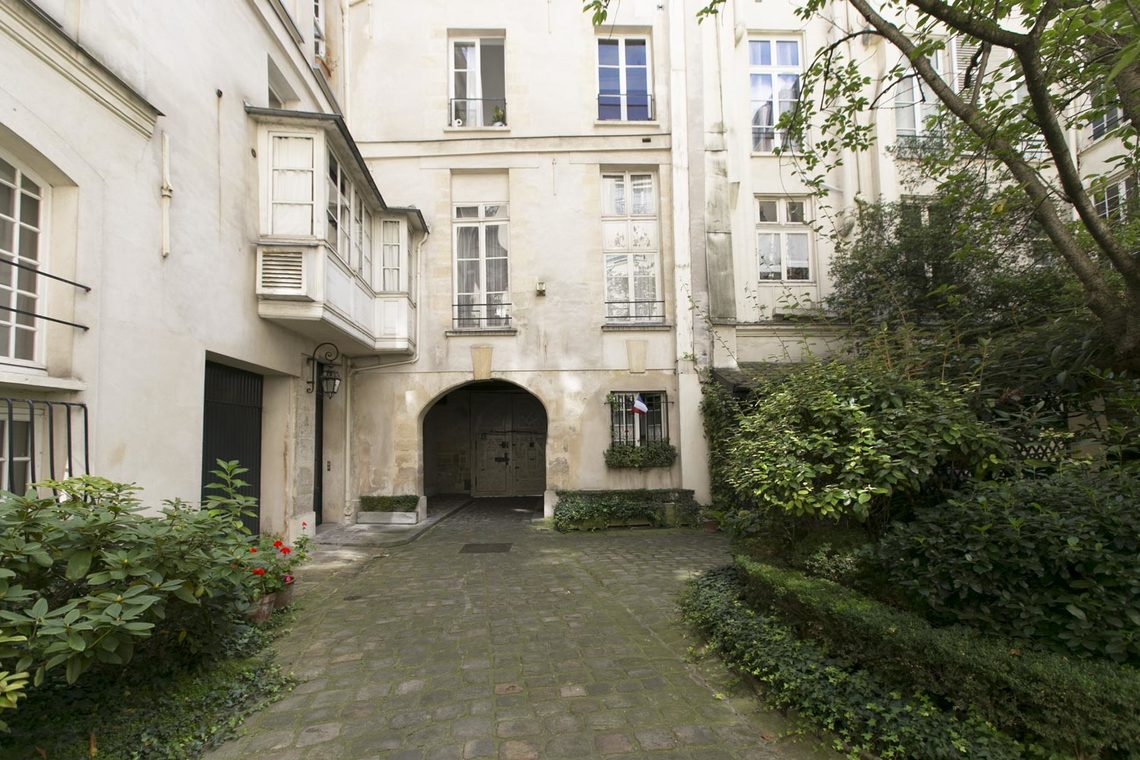 Appartement Paris Rue Saint Louis en l'Ile 17