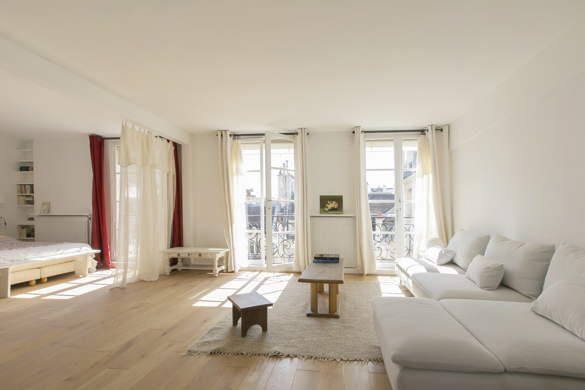 Appartement Paris Rue Saint Louis en l'Ile 3