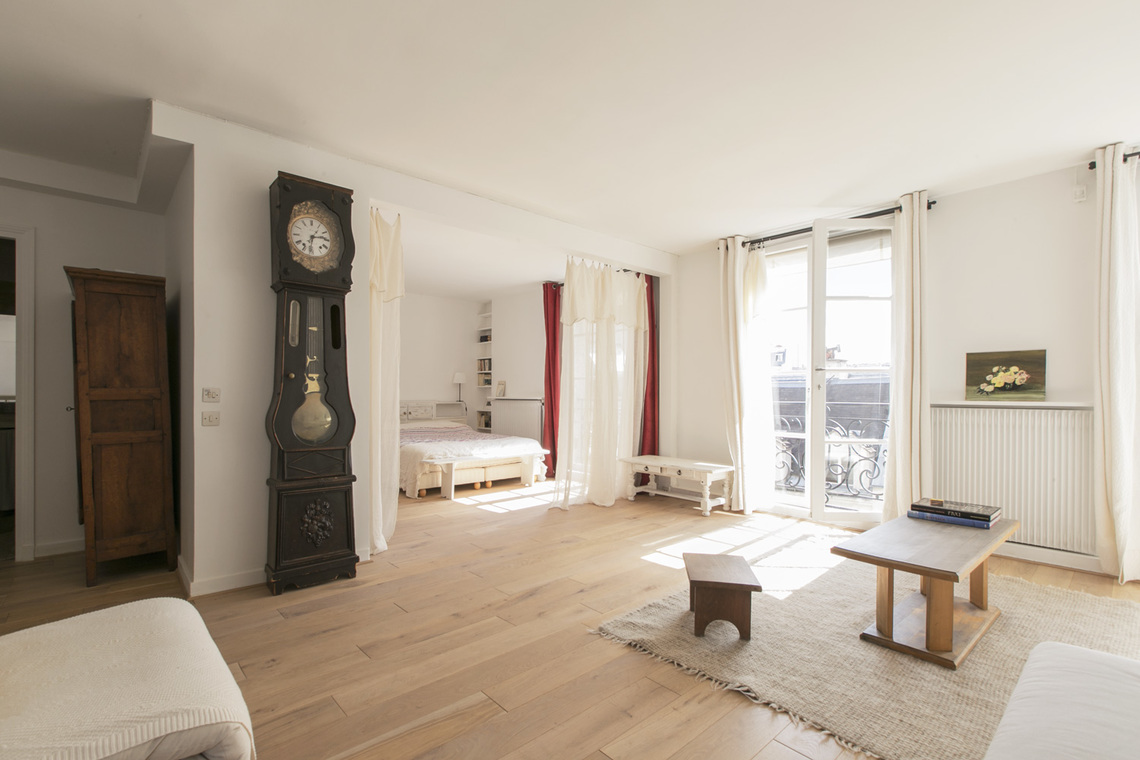 Appartement Paris Rue Saint Louis en l'Ile 5