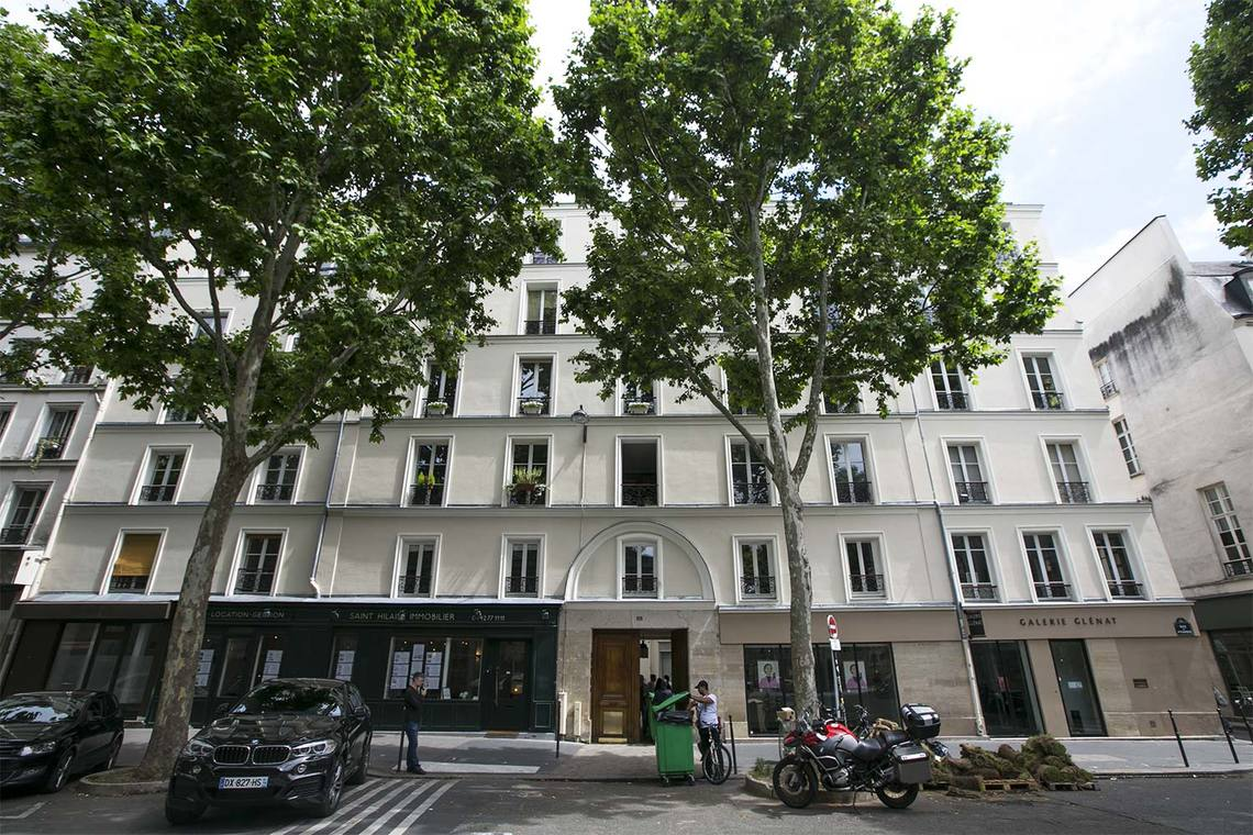 Apartment Paris Rue de Picardie 11
