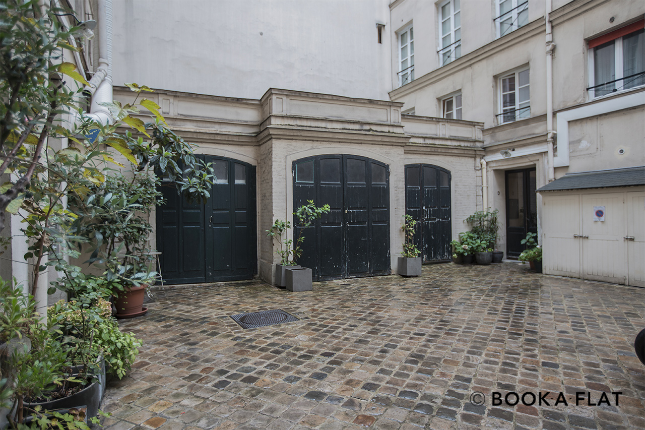 Appartement Paris Rue Bonaparte 9