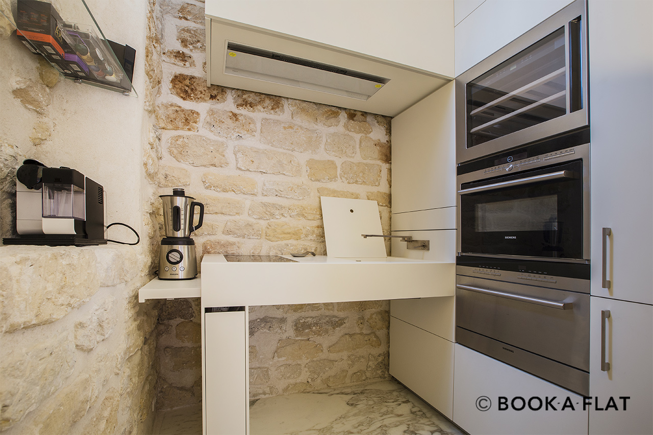 Appartement Paris Rue Bonaparte 6