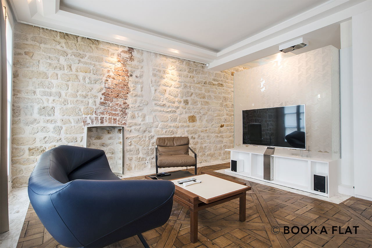 Appartement Paris Rue Bonaparte 2