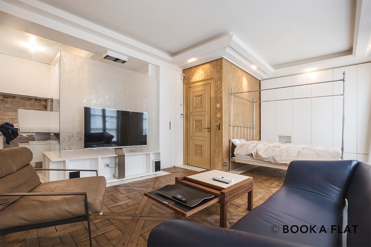 Appartement Paris Rue Bonaparte 3