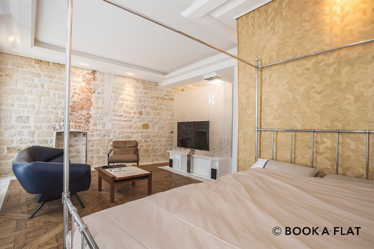 Appartement Paris Rue Bonaparte 4