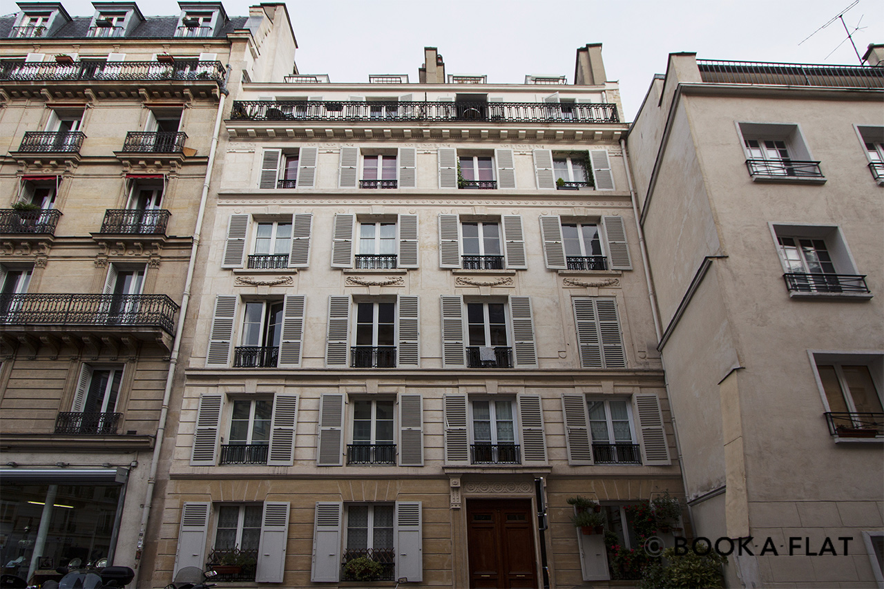 Appartement Paris Rue de l'Arbalete 12