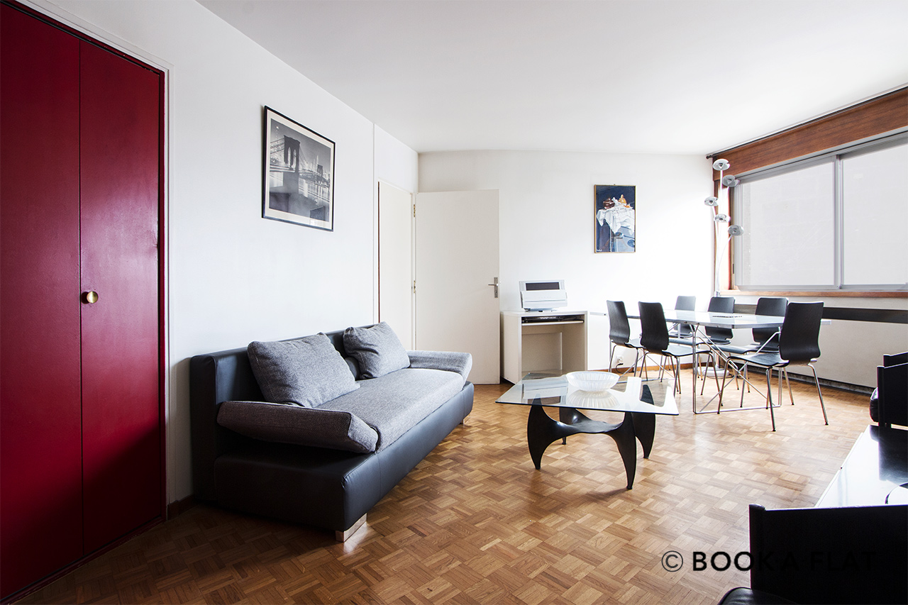 Paris Rue du Docteur Finlay Apartment for rent
