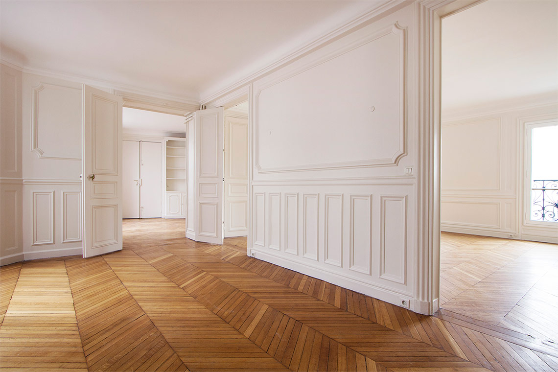 Appartamento Paris Avenue de Wagram 4