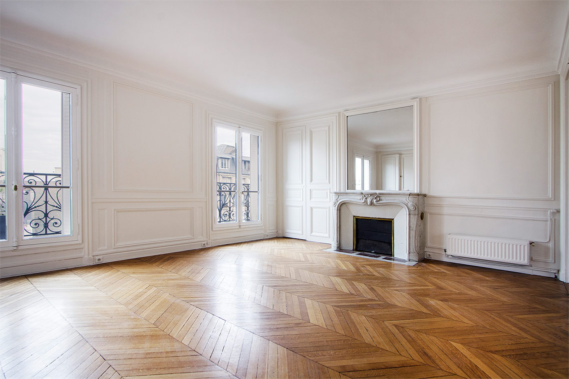 Appartamento Paris Avenue de Wagram 10