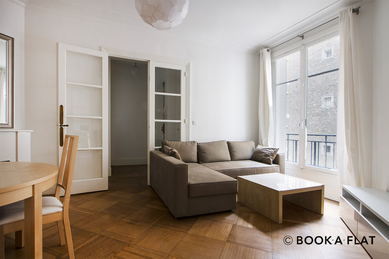 Квартира Paris Rue Barbet de Jouy 3