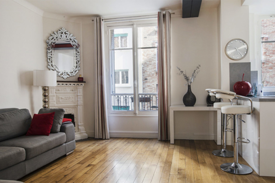 Furnished apartment for rent Neuilly-sur-Seine Rue Soyer