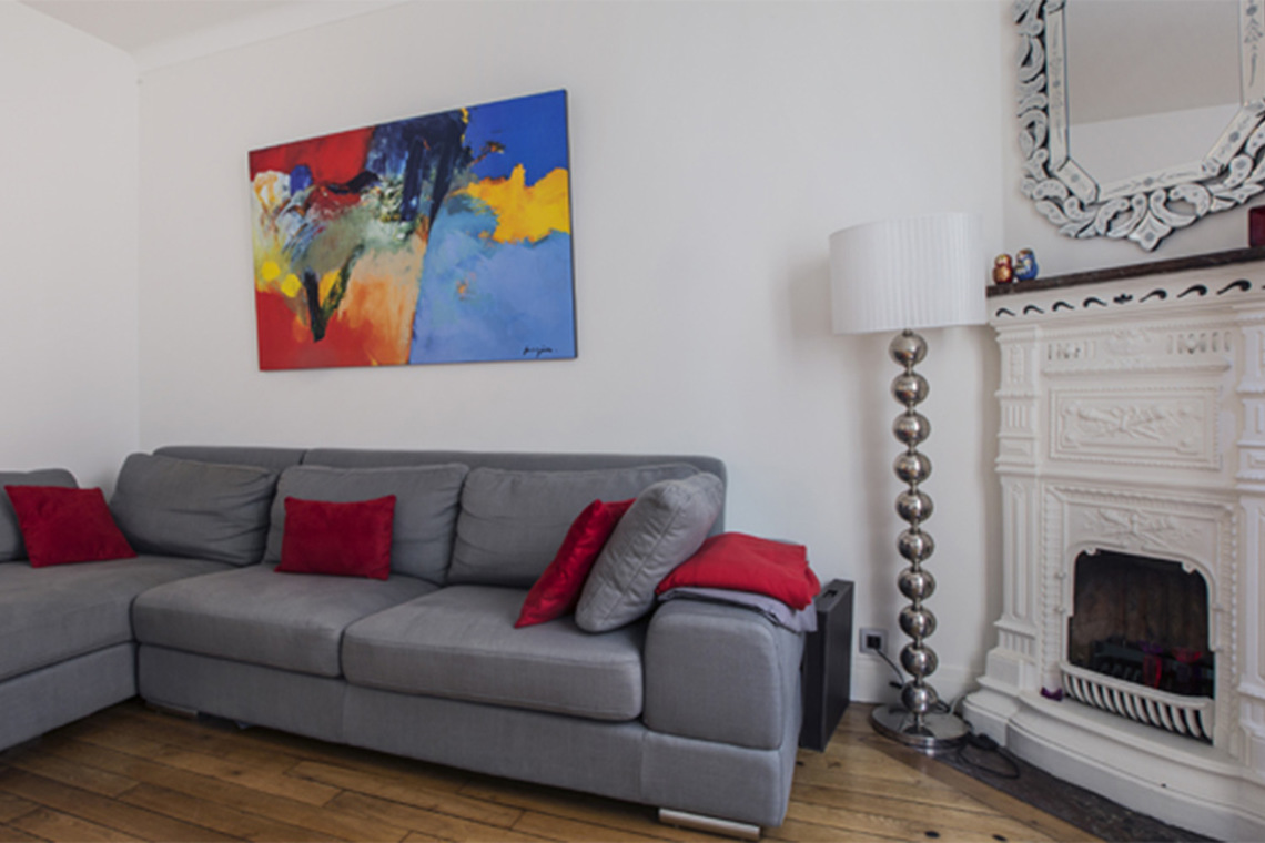Neuilly-sur-Seine Rue Soyer Apartment for rent