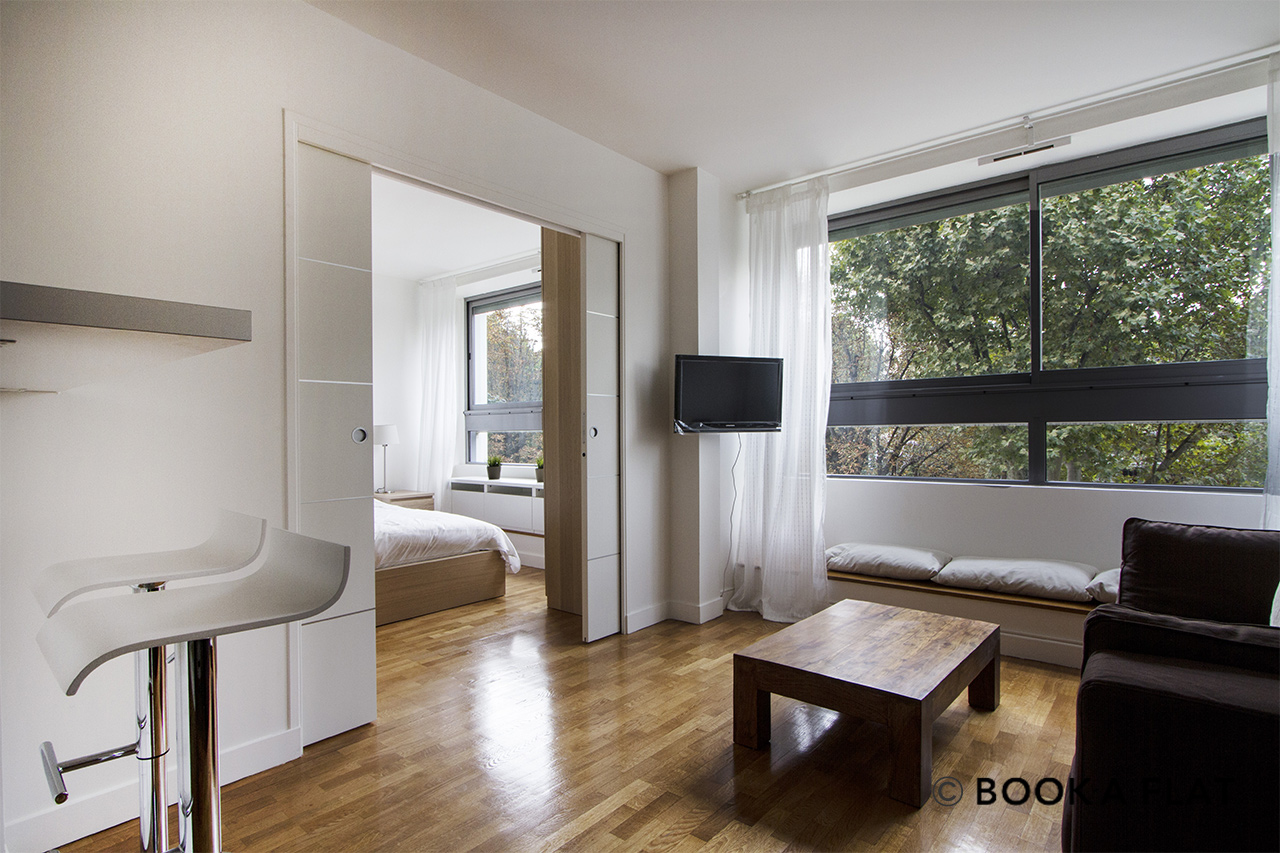 Neuilly-sur-Seine Boulevard Bineau Apartment for rent