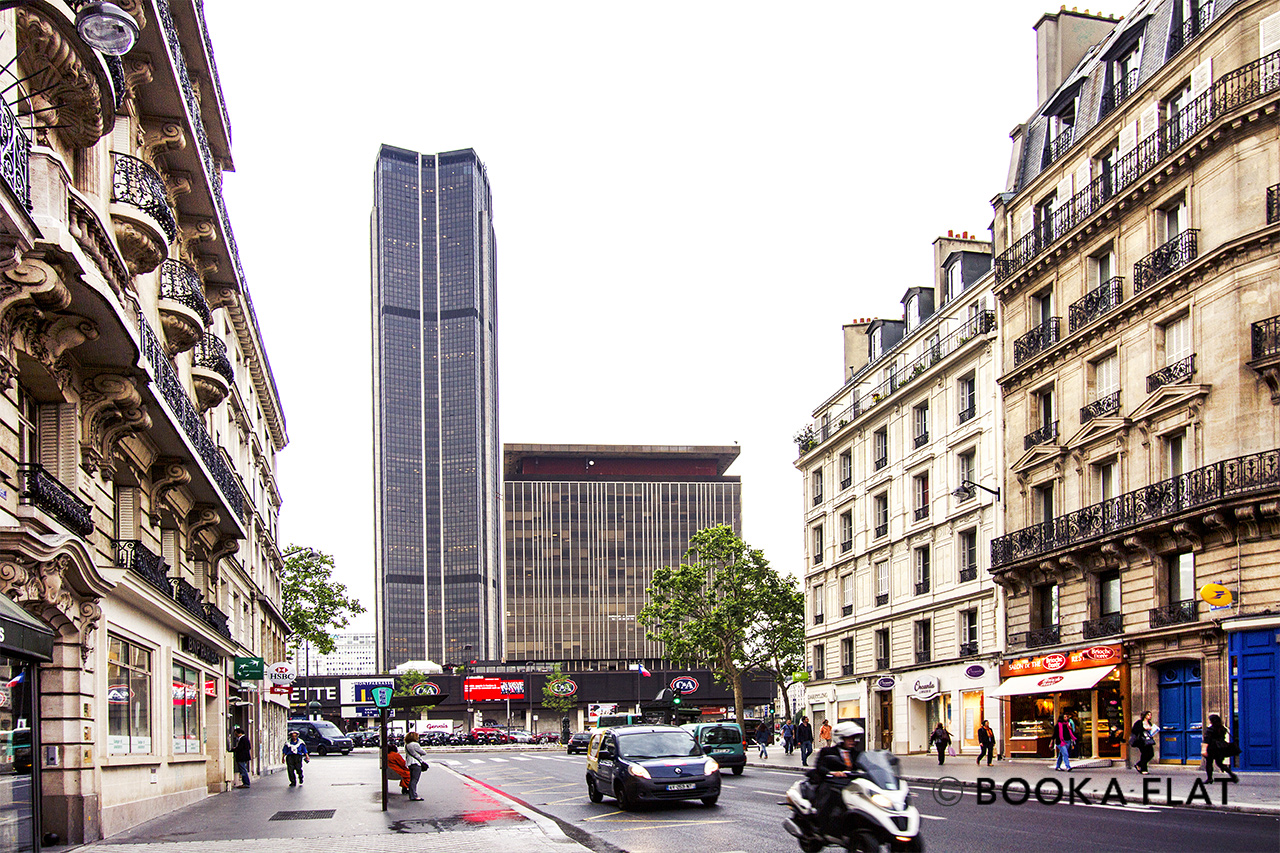 Квартира Paris Rue d'Alleray 14