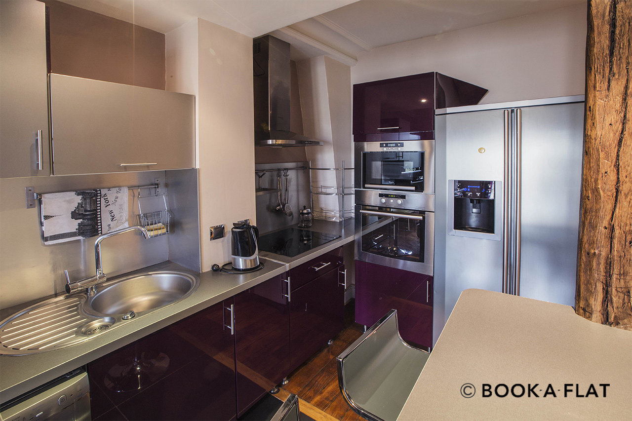 Appartement Paris Boulevard de Reuilly 5