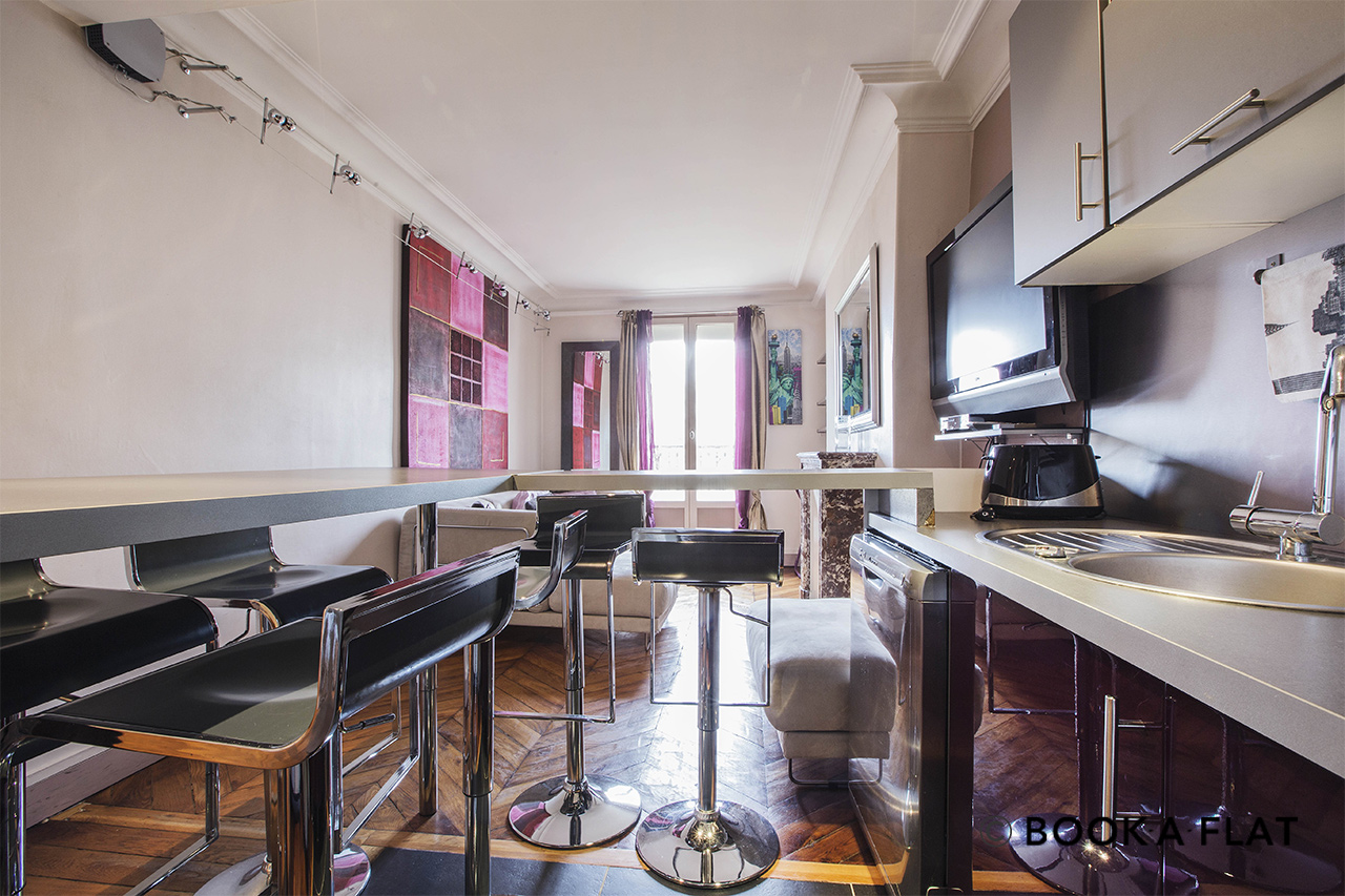 Apartment Paris Boulevard de Reuilly 6