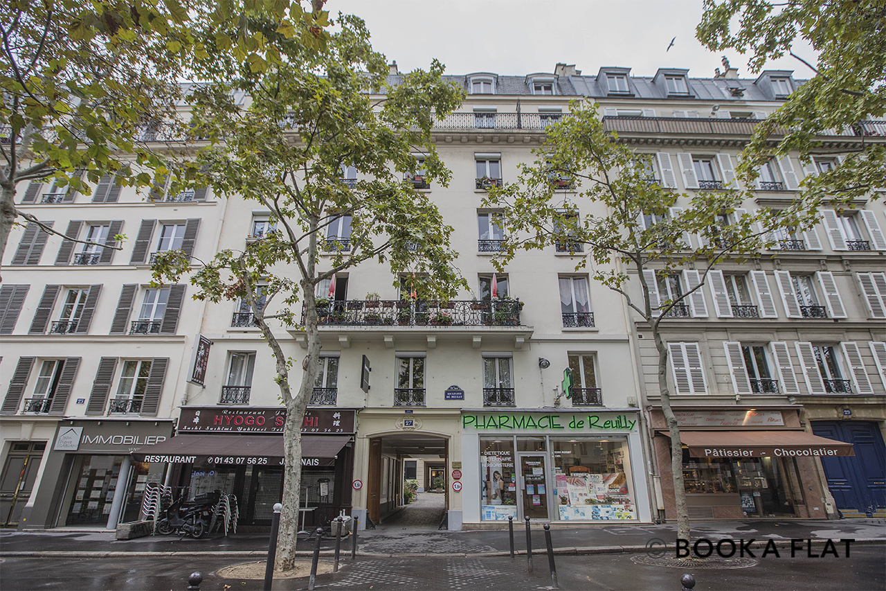 Apartment Paris Boulevard de Reuilly 13