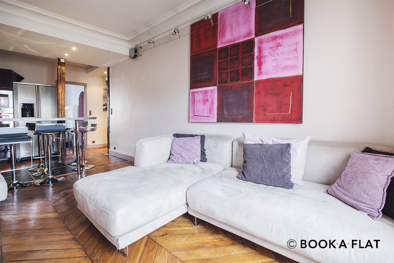 Paris Boulevard de Reuilly Apartment for rent
