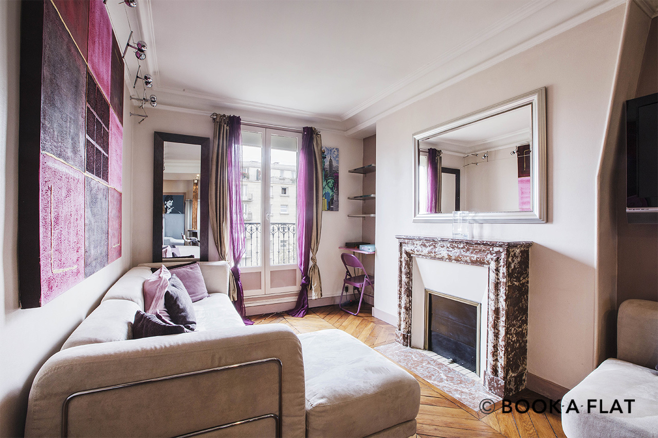 Appartement Paris Boulevard de Reuilly 2