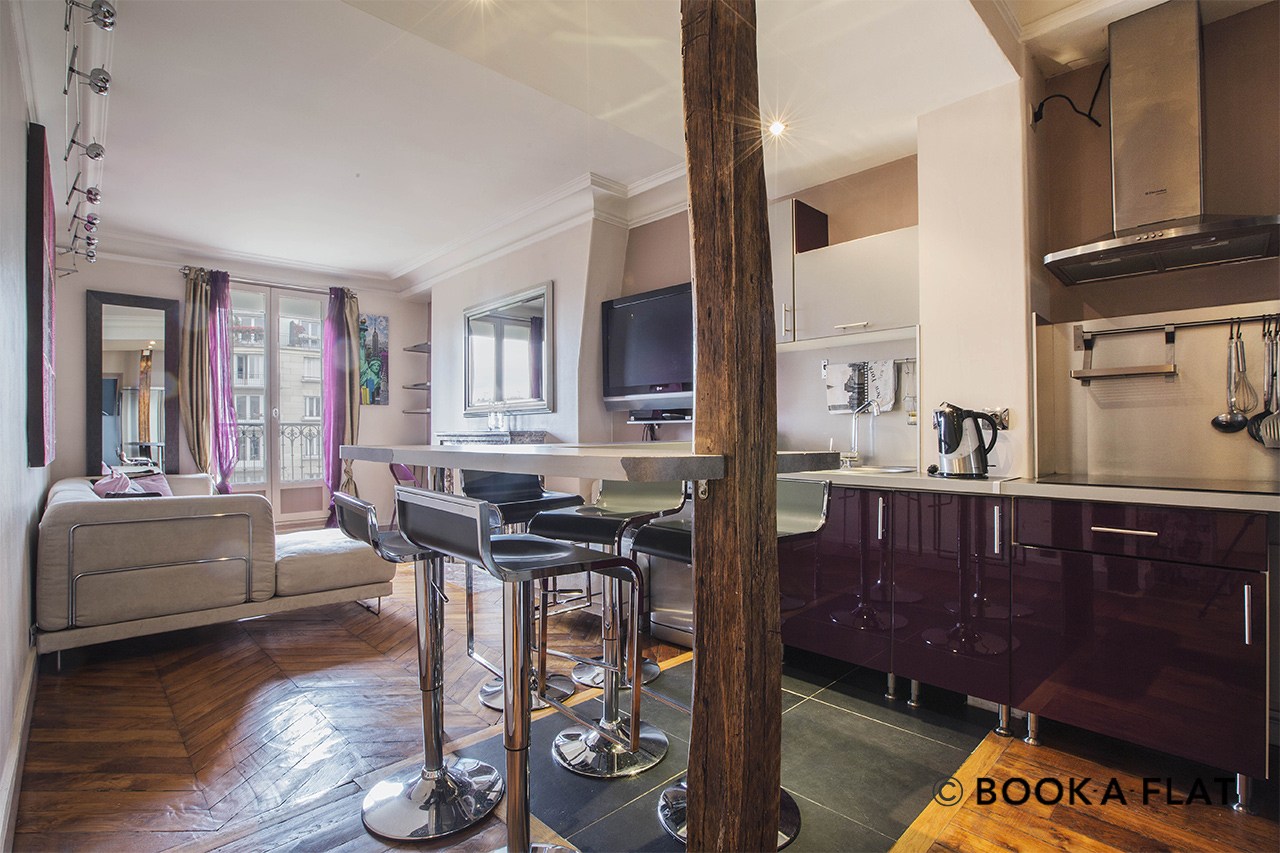 Apartment Paris Boulevard de Reuilly 3