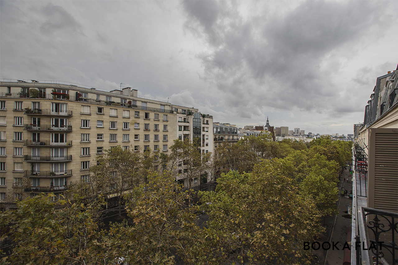 Appartement Paris Boulevard de Reuilly 12