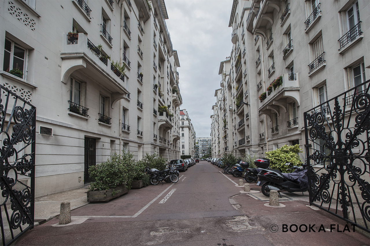 Appartamento Paris Square de Port Royal 14