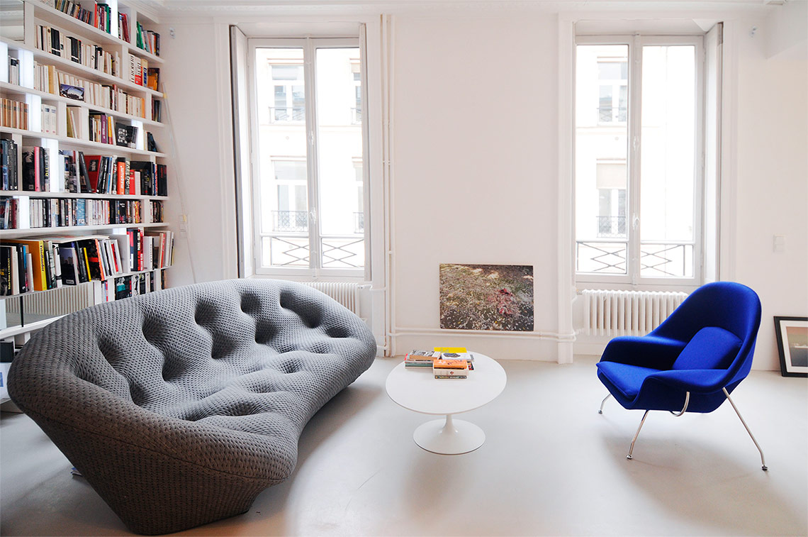 Paris Rue Volney Apartment for rent