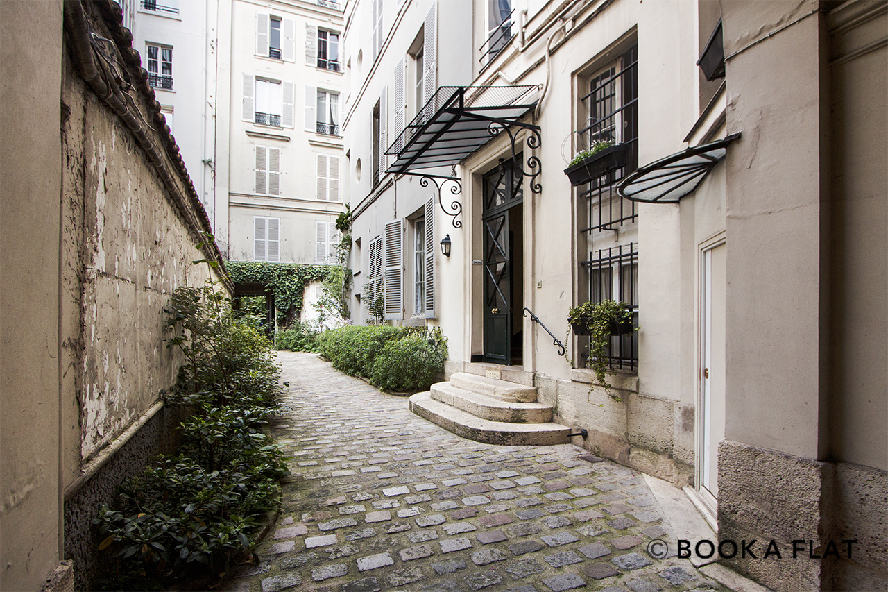 Appartement Paris Rue du Bac 13