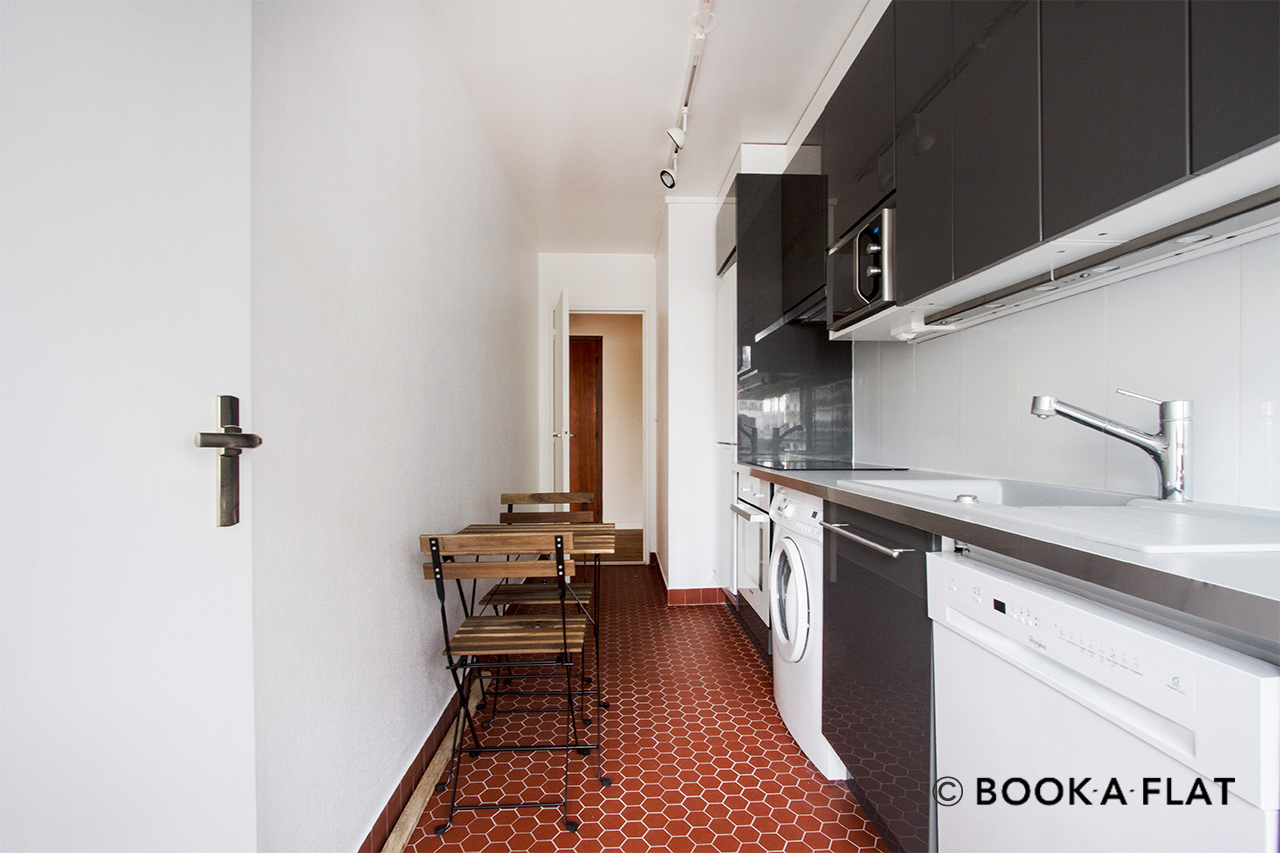 Appartement Paris Rue de Lourmel 6