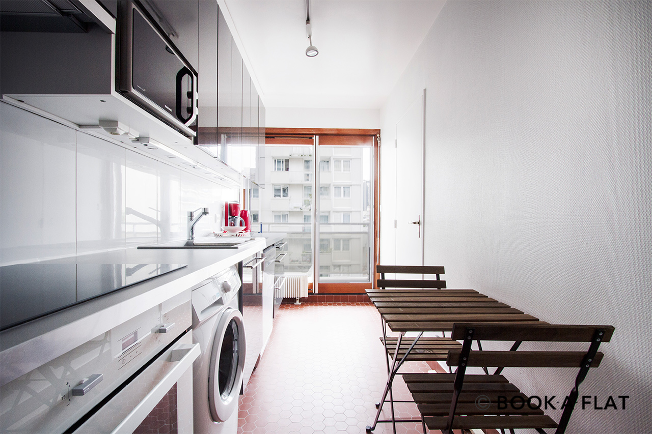 Appartement Paris Rue de Lourmel 8