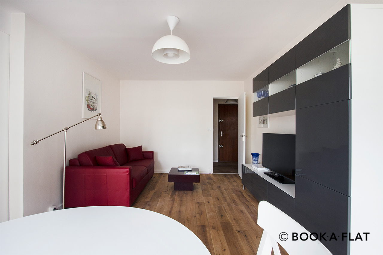 Appartement Paris Rue de Lourmel 2