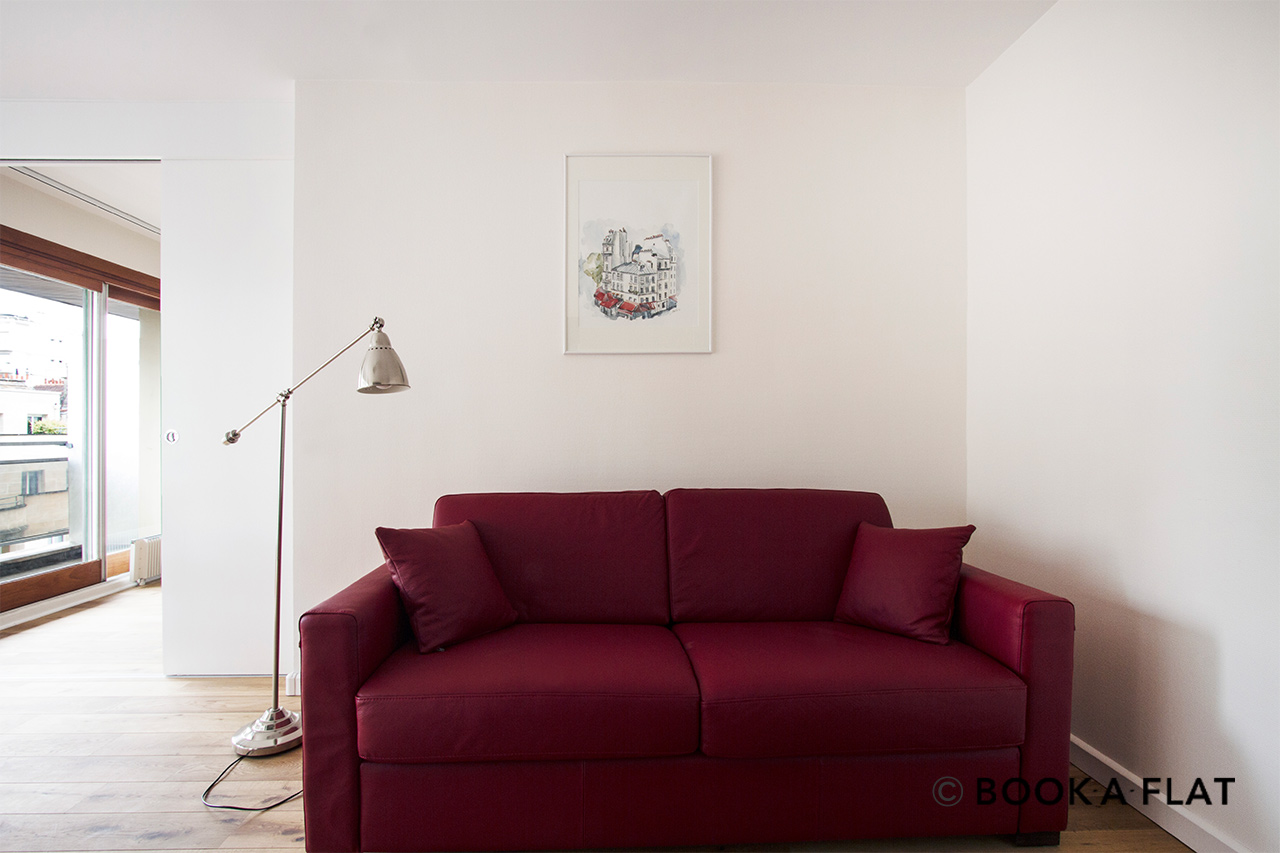 Apartment Paris Rue de Lourmel 3